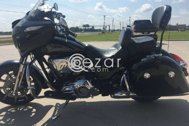 2017 Indian CHIEFTAIN LIMITED photo 2