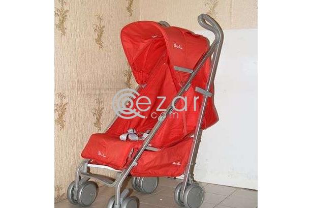 Silver cross dazzle stroller photo 11