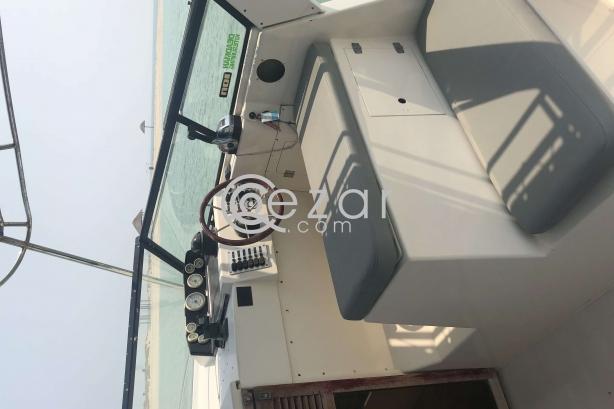 28ft Cabin cruiser for sale photo 1