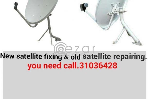 Sattelite / Dish work please call me 31036428 photo 1