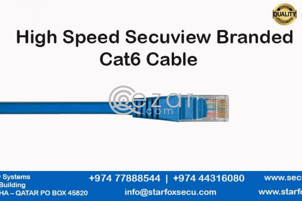 high speed network cat6 cable photo 1