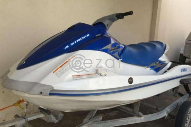 Yamaha FX JET SKI 2007 with trailer photo 6
