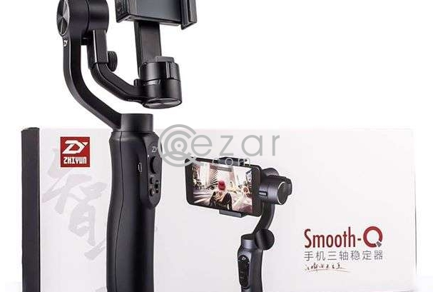 Zhiyun Smooth-Q 3 Axis Handheld Gimbal for Smartphone photo 2